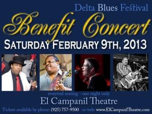 Delta Blues FestivalFeb9