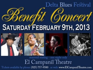 Delta Blues FestivalFeb9