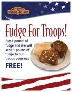Fudge for Troops