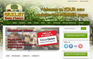 Oakley Chamber Launch